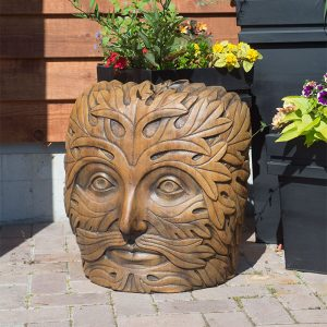 Greenman Face for the garden