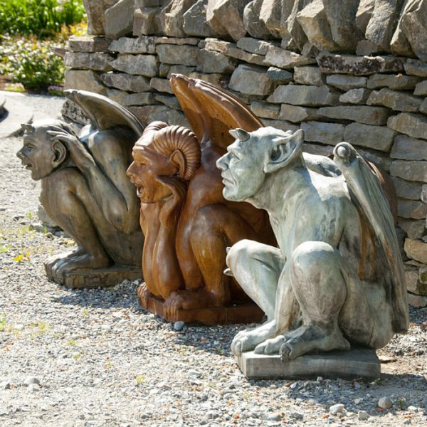 Giant Gargoyles for garden