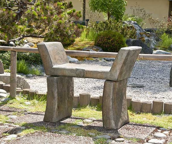 Outdoor Patio Furniture York Pa: Japanese Serenity Seat