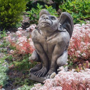Oliver Gargoyle ornament for the garden