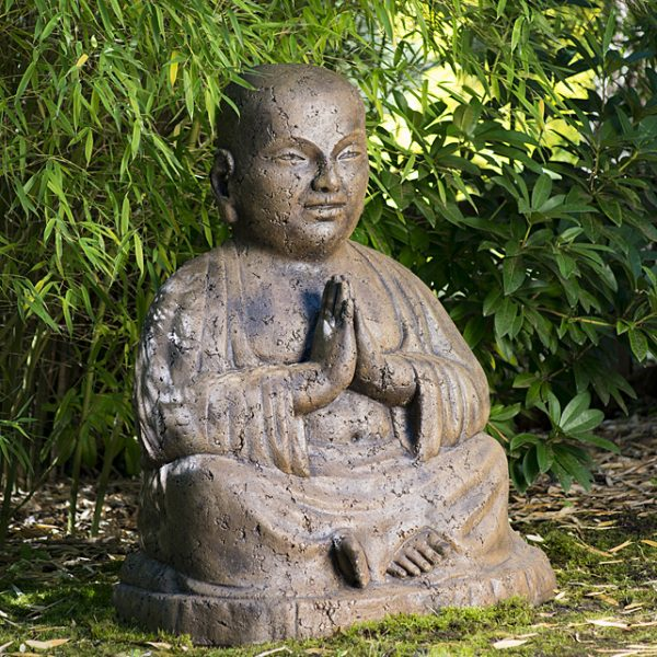 Giant Temple Buddha large concrete statue garden