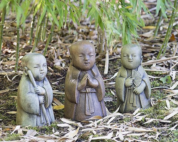 Jizo Bosatsu Child U2013 The Peacemaker