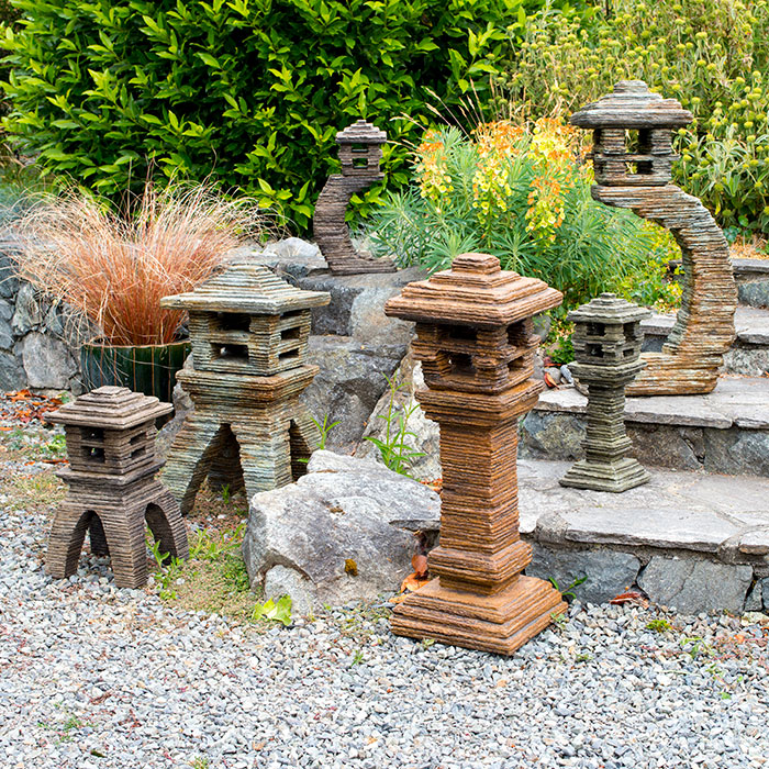 Drystack Lantern Collection